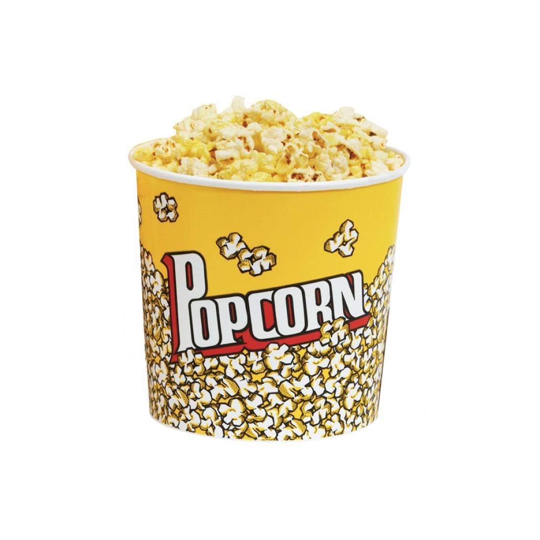Popcorn tartó 21 cm