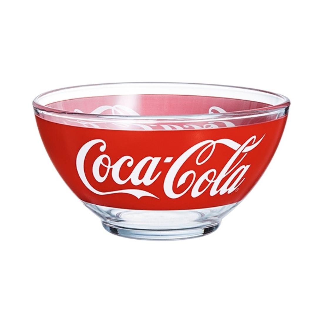 Coca-Cola Classics desszert - müzlis tálka