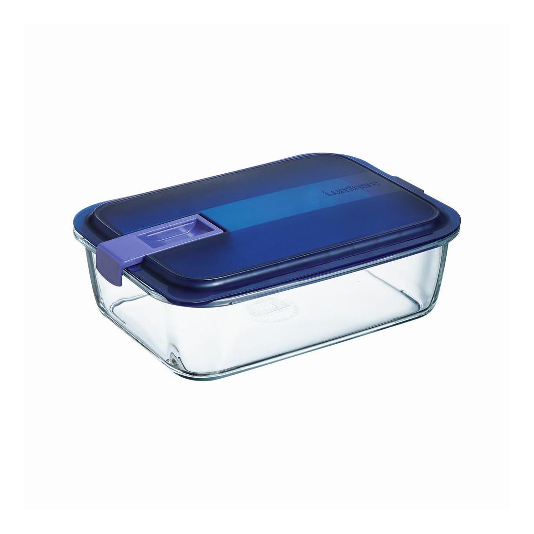 Luminarc Easy Box tégla tároló doboz 20x15x7 cm 122 cl