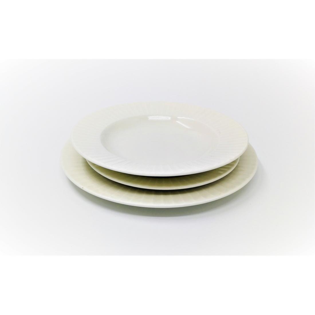 RAK Porcelán Metropolis tányérkészlet 6 személyes