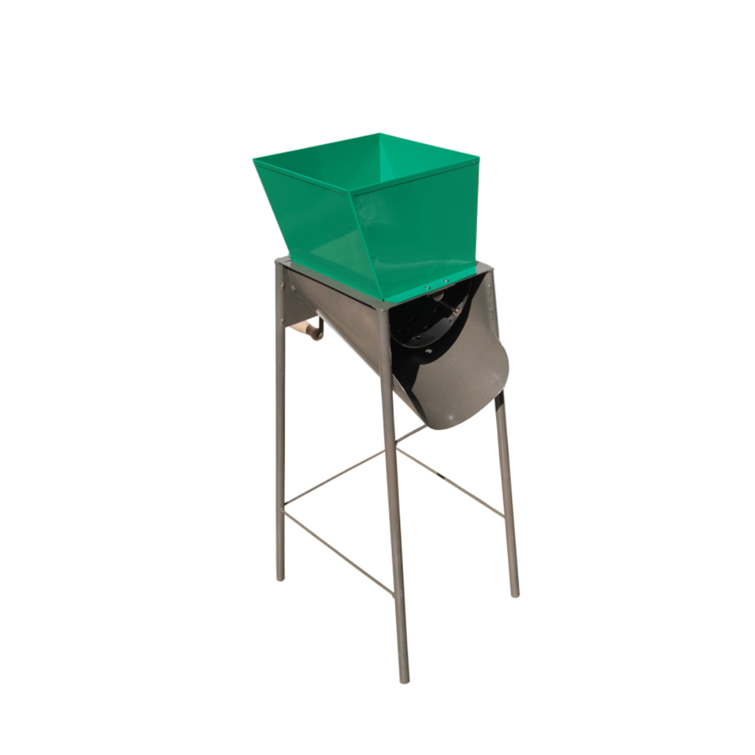 Répaszeletelő zöld-szürke