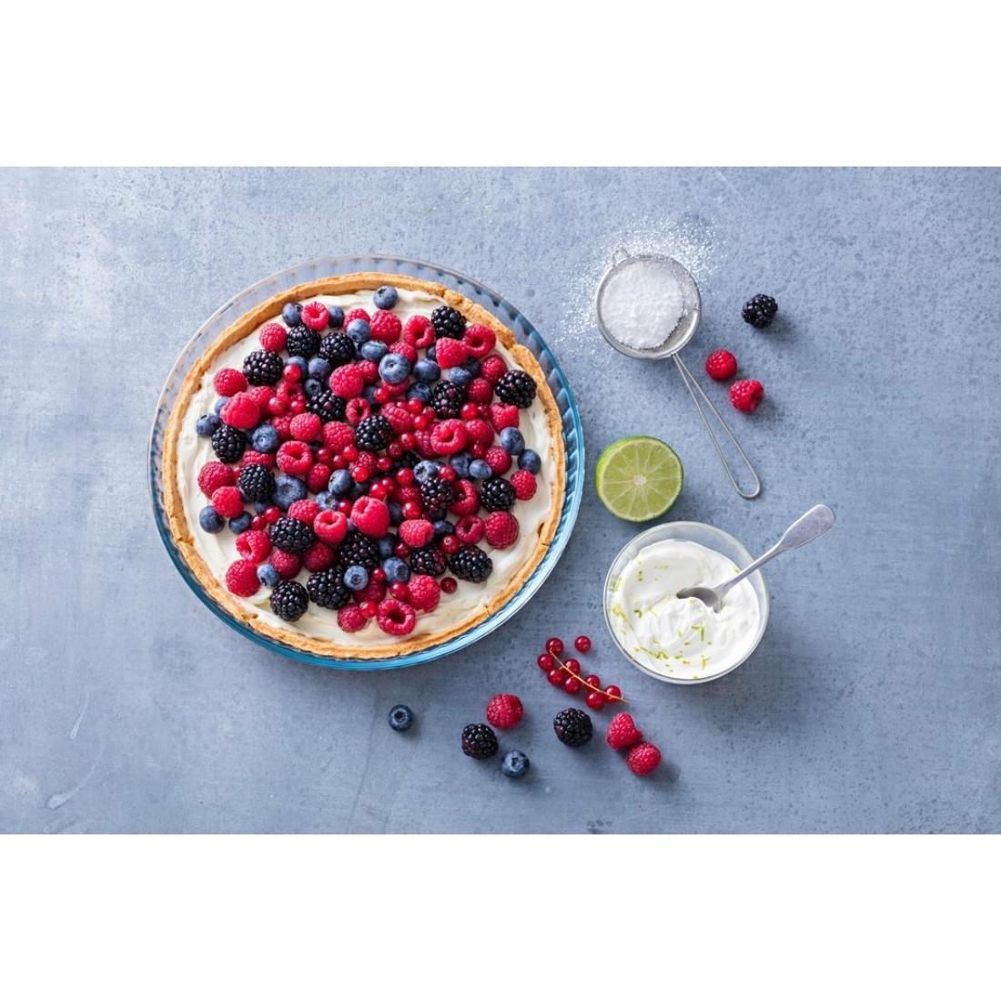 Pyrex Bake&Enjoy Gyümölcstortaforma