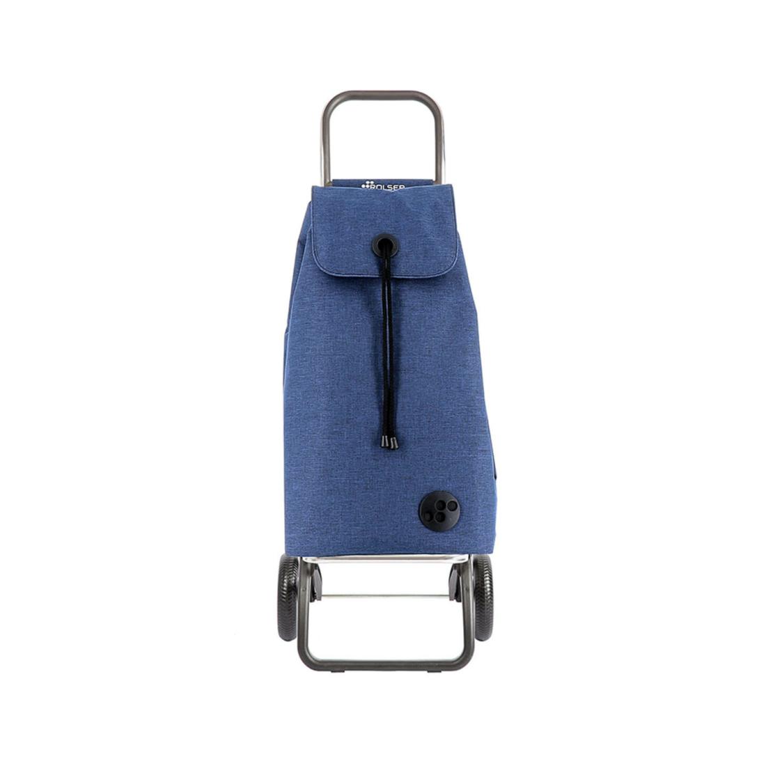 Rolser I-Max Tweed Convert RG Bevásárlókocsi Azul - azurkék