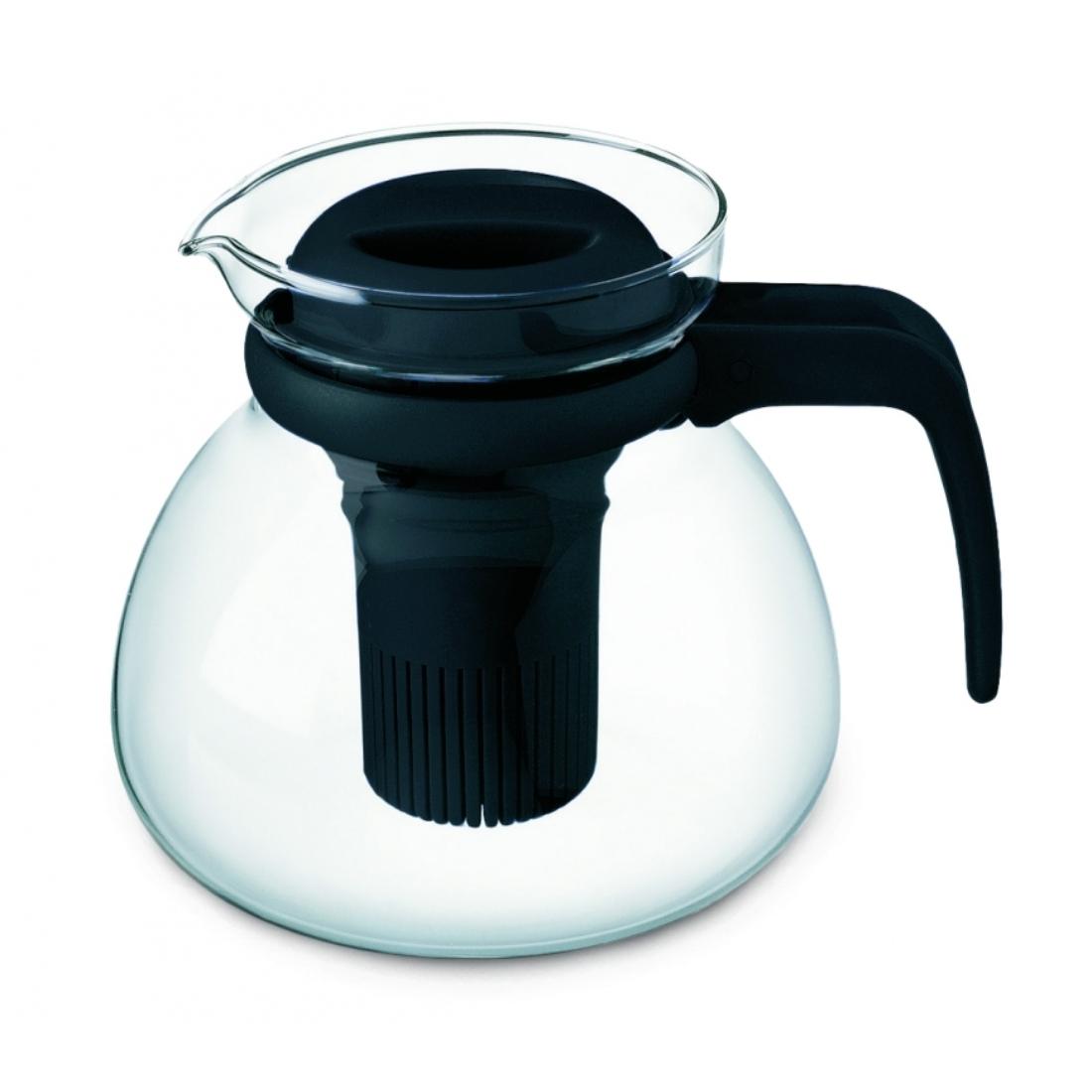Simax Svatava Hőálló Teáskanna teaszűrővel 1.5L