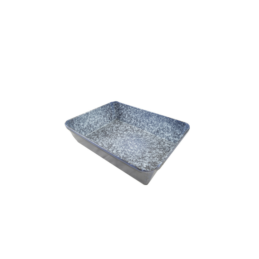 Zománc sütőtepsi 24 x 18 cm