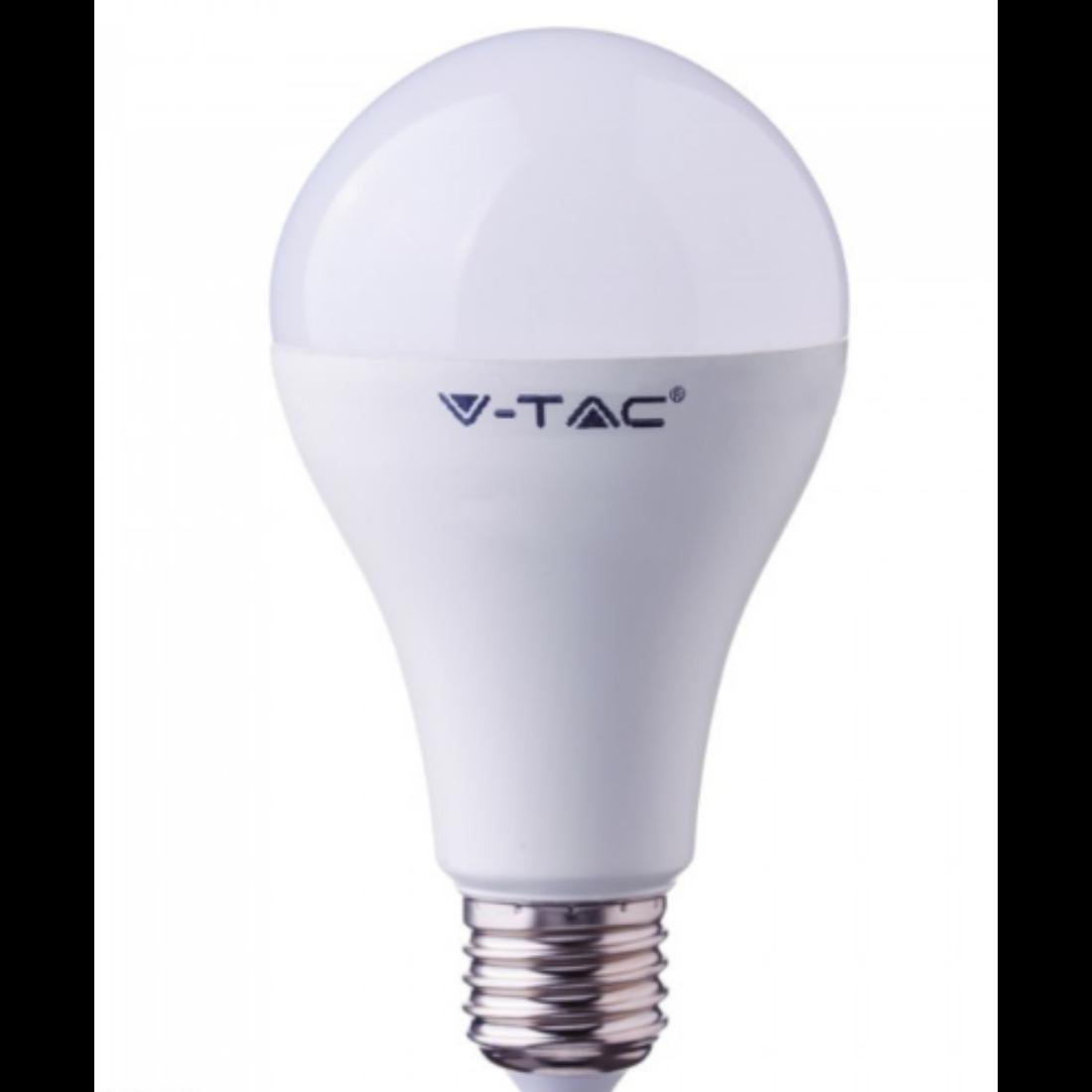 V-TAC led izzó 20W E27 A80 4000K - 2711