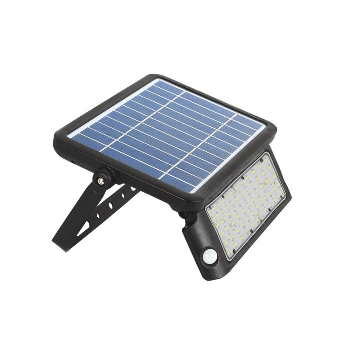 5W Led napelemes (solar) reflektor 4000K