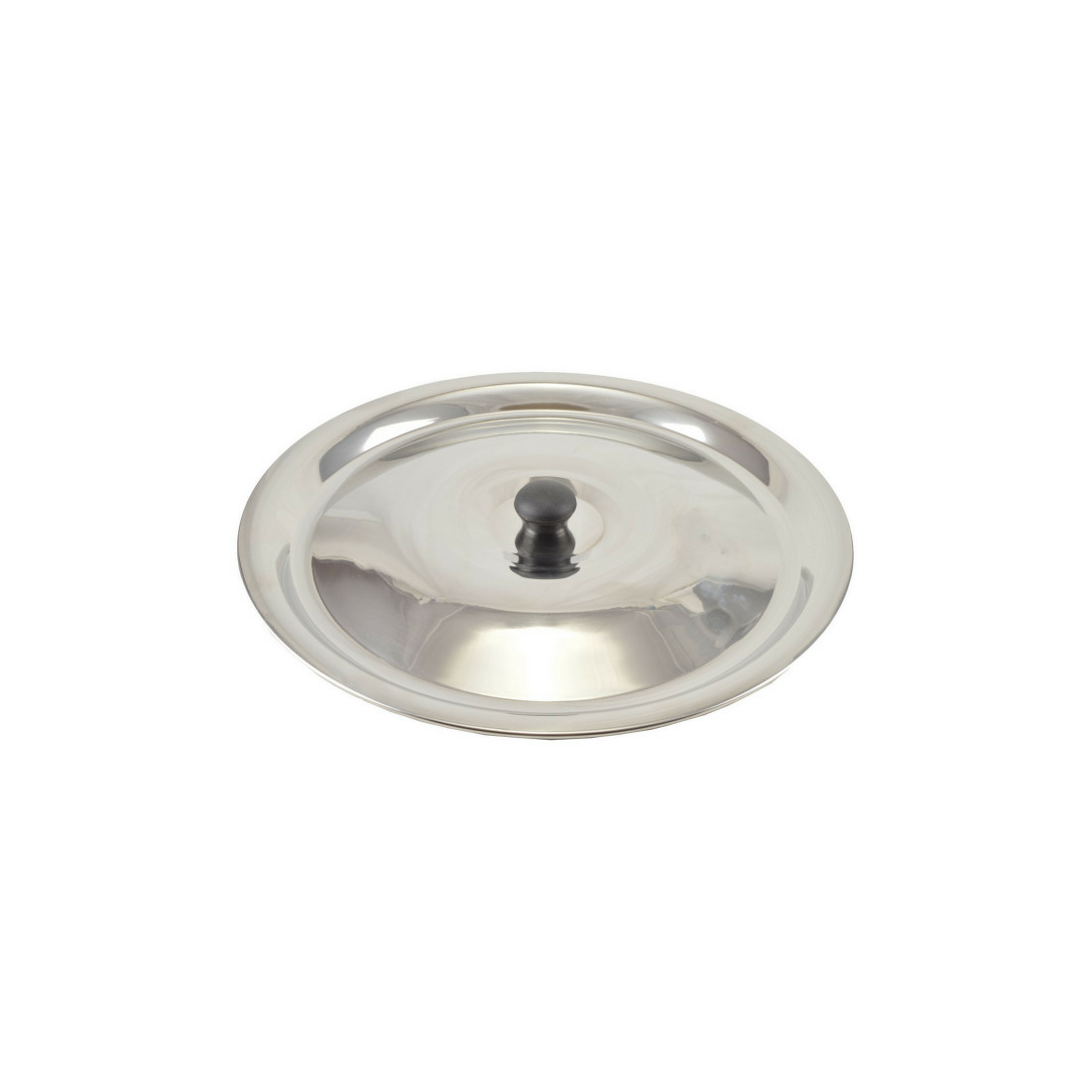 Bográcsfedő inox 20-25 liter