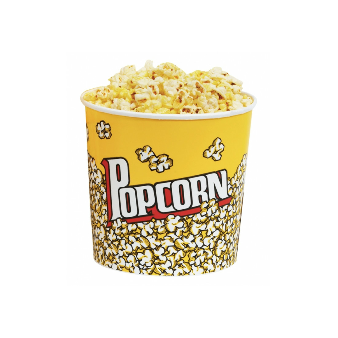 Popcorn tartó 18 cm