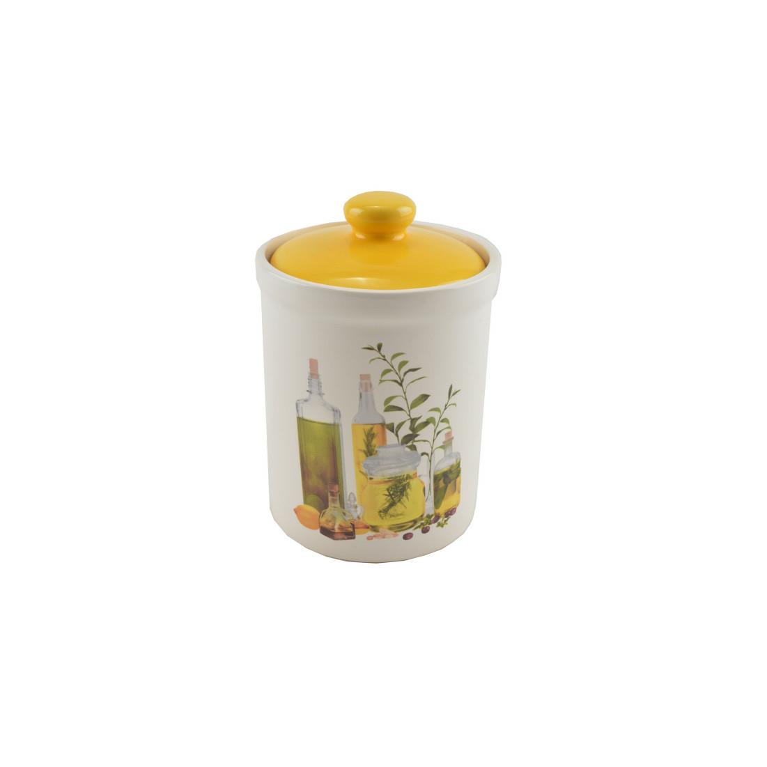 Fűszertartó aromazáróval 450 ml