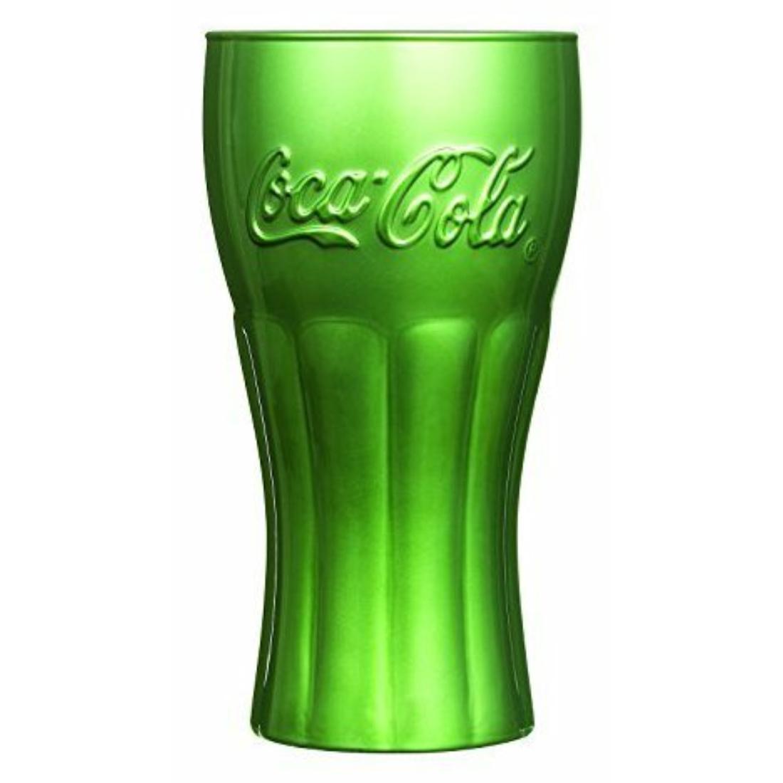 Üdítős pohár Coca-Cola Zöld