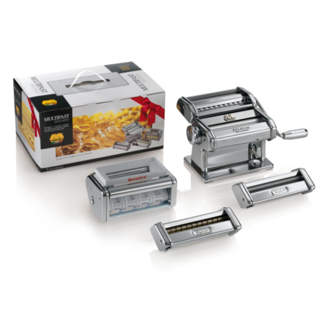 Marcato tésztagép csomag Multipast