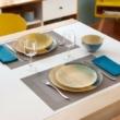 Luminarc Hevea Nordic 18 részes szines étkészlet