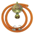 Gáznyomás szabályozó egységcsomag