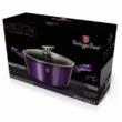 Berlinger Haus 24 cm-es lábas, Metallic Line Royal Purple Edition