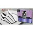 Berlinger Haus  Rozsdamentes acél evőeszköz készlet 24 részes