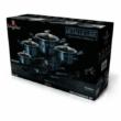Berlinger Haus 15 részes edénykészlet, Metallic Line Aquamarine Edition