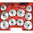 Mar-Pol Olajszűrő csavarkulcs Aluminium 23 részes