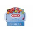 Pyrex Classic Kerek sütőtál fedővel 32 cm