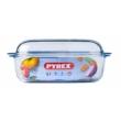 Pyrex Essentials Szögletes Kacsasütő - sütőtál fedővel 37cm