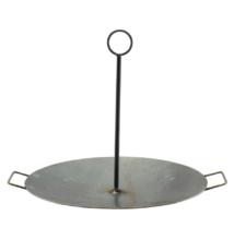 Vas grill tárcsa - boronatárcsa kétfunkciós 50cm