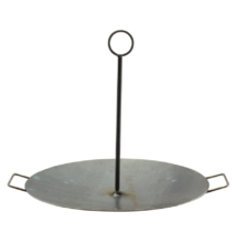 Vas grill tárcsa - boronatárcsa kétfunkciós 60cm
