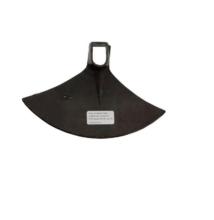 Íves kapa kovácsoltvas 0,8 kg