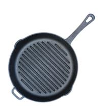 Biol Serpenyő grill öntöttvas 28 cm vas nyéllel