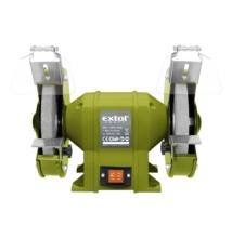Extol Craft kettős köszörűgép 350W, száraz, 200×16×20mm; 2950 ford/perc, P36, P80, 11kg