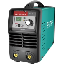 Extol Industrial inverter hegesztő készülék, SMART, 200A, tartozékok nélkül