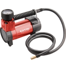 Extol Premium olajmentes légkompresszor, 12V, 6,9 Bar, 24l/perc