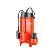 Extol Craft szennyvíz búvárszivattyú, vágókéses, úszókapcsolóval, 1100W, szállító teljesítmény: 18,5 m3/h, max. száll. 16 m