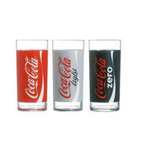 Üdítős pohár szett Coca-Cola mix