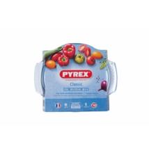 Pyrex Classic Kerek sütőtál fedővel 29 cm