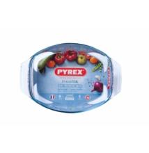 Pyrex Irrestistible Ovális Kacsasütő - tepsi - sütőtál 35cm