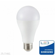 V-TAC LED LÁMPA E27 A65 15W 200° A65 2700K 10 darabos pakk