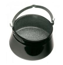 Halfőző bogrács 25 literes vastag bajai 1mm