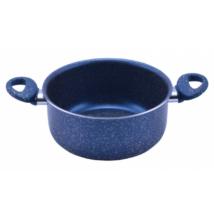 Coure Blu Tapadásmentes bevonatos lábas kék márványos 22 cm