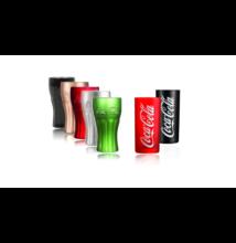 Coca-Cola üdítős pohárszett
