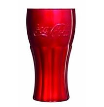 Üdítős pohár Coca-Cola Piros