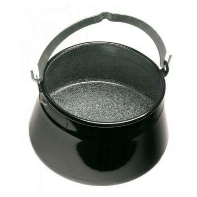 Halfőző bogrács 30 literes