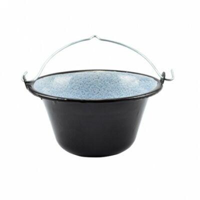 Zománc  bogrács 40 liter