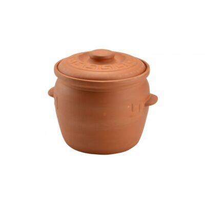 Agyag káposztás fazék 6.5 literes