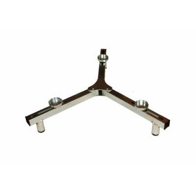 Univerzális asztali állvány paella gázégőhöz 40-70 cm ig