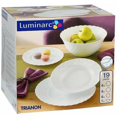 Luminarc Opal 19 részes étkészlet