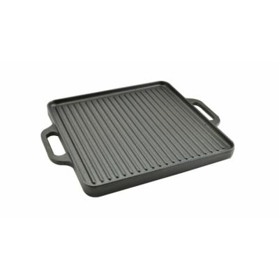 Öntöttvas grill lap 2 oldalas