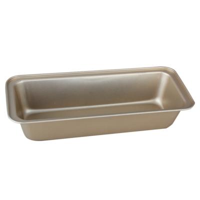 Kenyérsütő forma tapadásmentes bevonattal, bronz színű