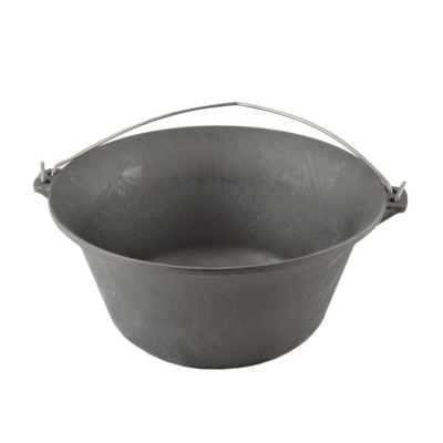 Öntöttvas bogrács 7,2 liter