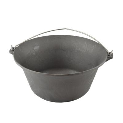 Öntöttvas bogrács 14,5 liter
