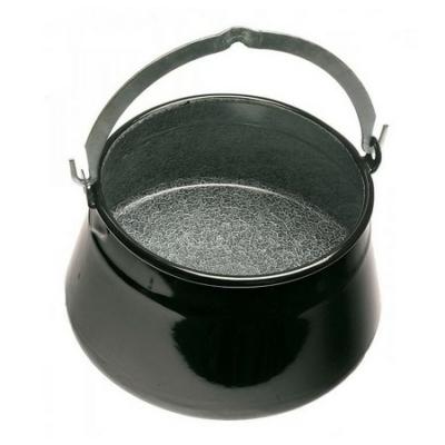 Halfőző bogrács 30 literes vastag bajai 1mm